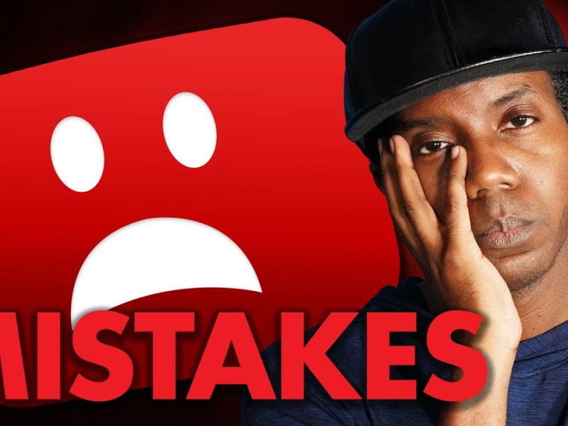 TOP 15 YouTube Mistakes Small YouTubers Make – Why Your Channel Isn't Growing