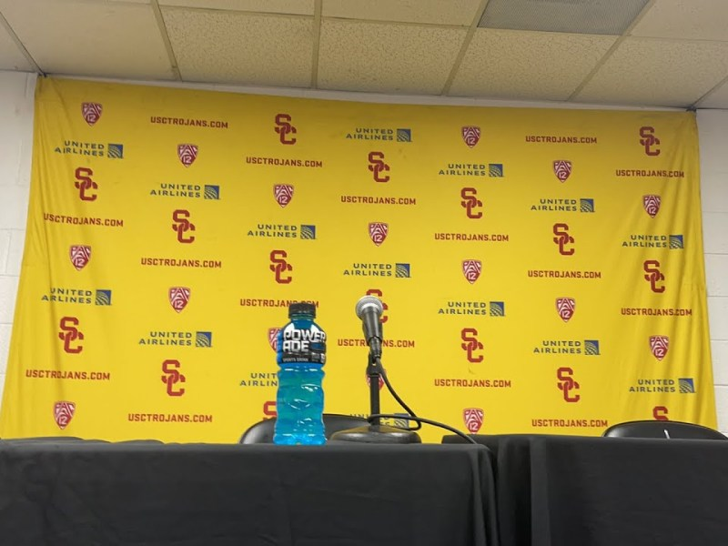 USC falls to Stanford 42-28 – Postgame press conference