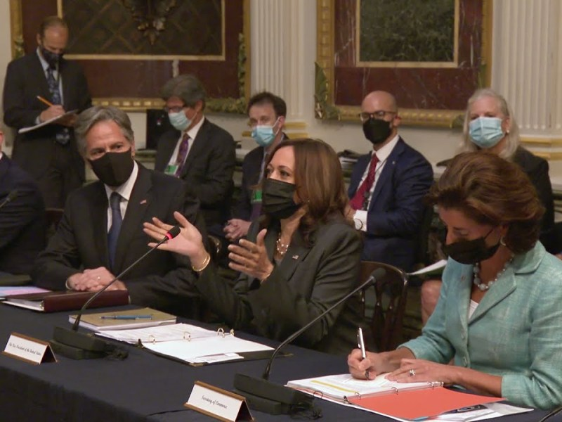 Vice President Harris Delivers Opening Remarks at the U.S. – Mexico High Level Economic Dialogue
