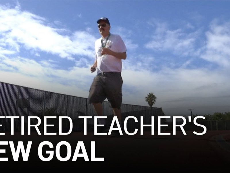A Retired East Bay Teacher Raised More Than $300K for Schools. Now, He Has a New, Ambitious Goal