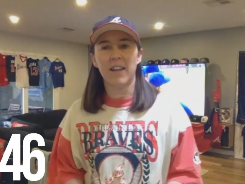 Australian Braves fan unable to attend World Series due to country's pandemic border closure