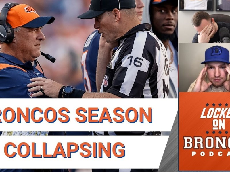 Broncos season slipping from grasp after Raiders loss