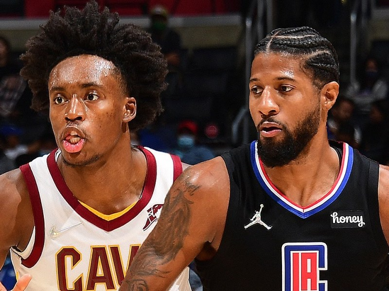 Cleveland Cavaliers vs Los Angeles Clippers – Full Game Highlights | October 27, 2021 NBA Season