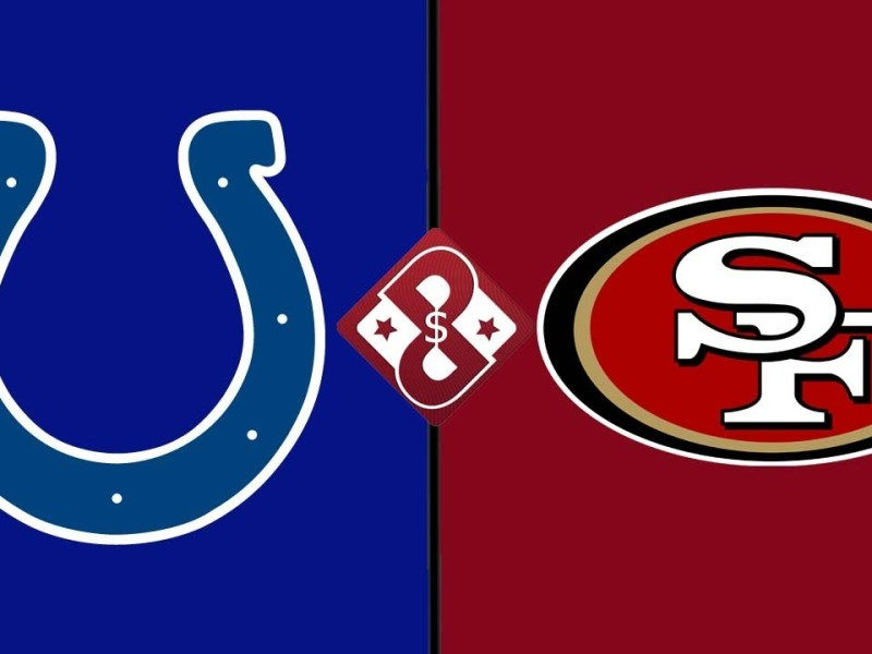 Colts @ 49ers- Sunday 10/24/21- NFL Betting Picks and Predictions | Picks & Parlays
