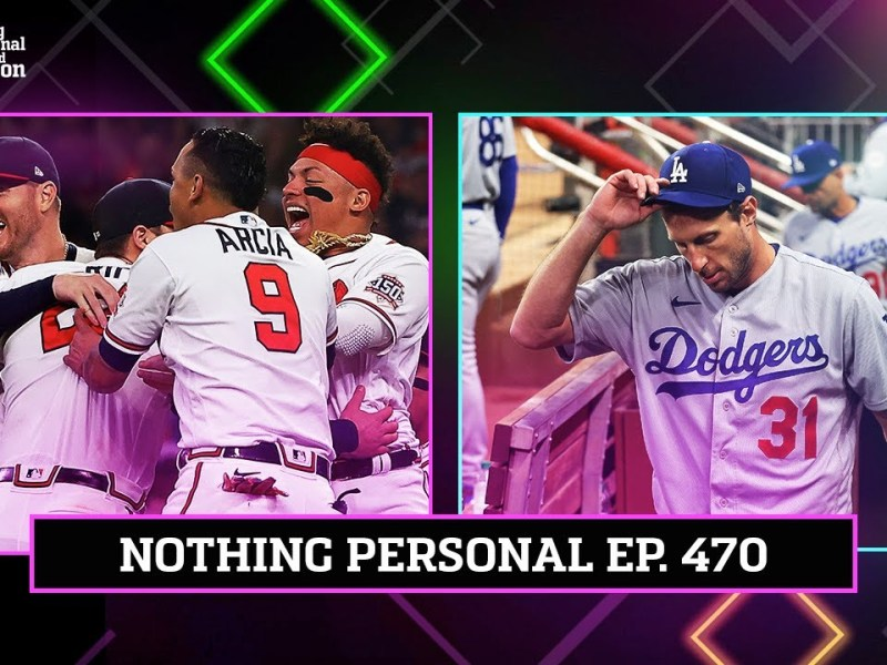 Dodgers season ends in failure; What World Series teams do today   Nothing Personal David Samson