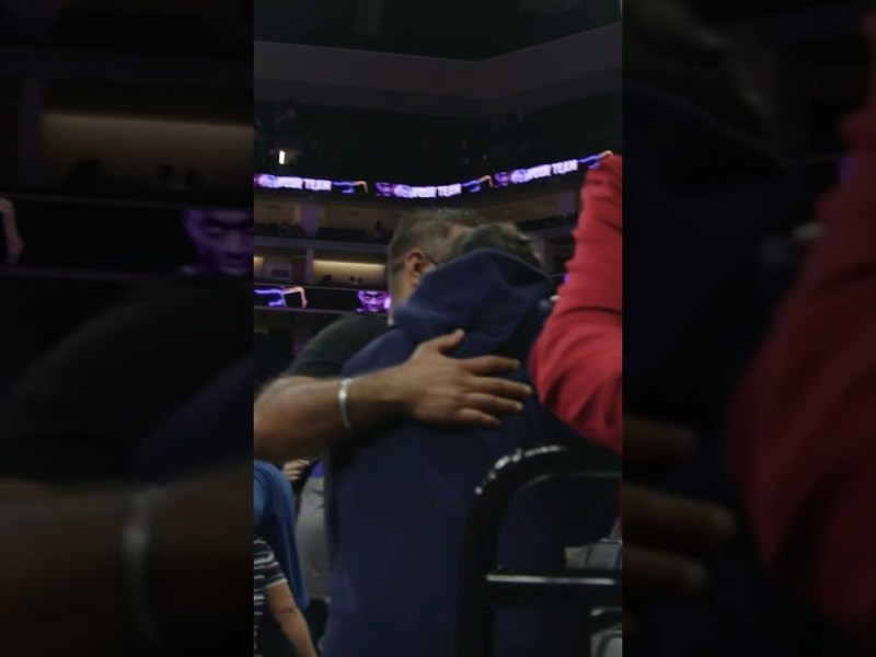 Draymond Green surprises a fan with a birthday gift 🎉   #shorts