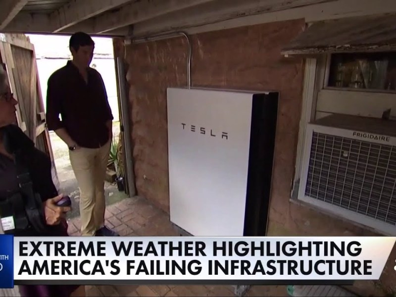 Extreme weather events highlight U.S.'s failing infrastructure