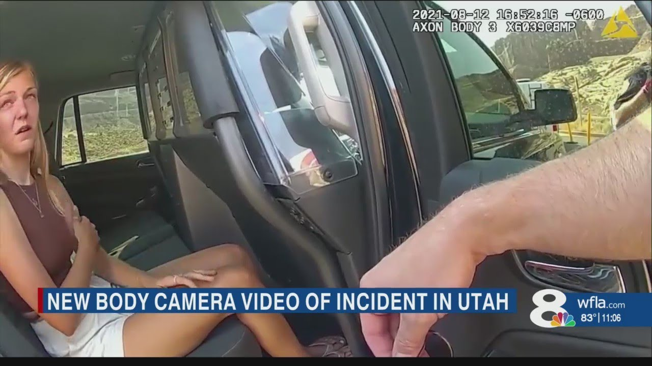 Gabby Petito tells officer Brian Laundrie hit her in newly released body camera video - Blog