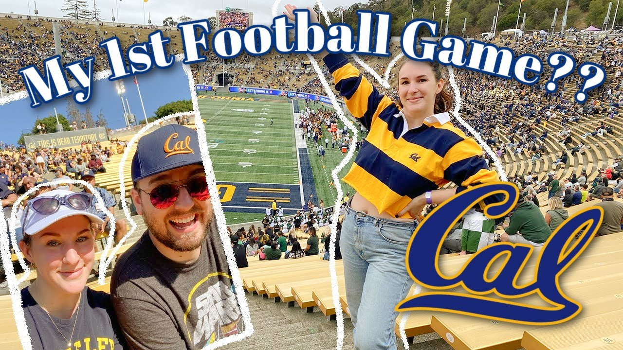 GAMEDAY VLOG AT UC BERKELEY!!   My First College Football Game   Homecoming Weekend at Cal - Blog