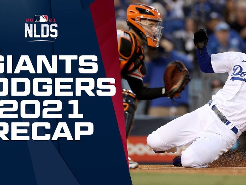 Giants-Dodgers 2021 Highlights (NLDS Game 5 preview – IT ALL COMES DOWN TO TONIGHT!)