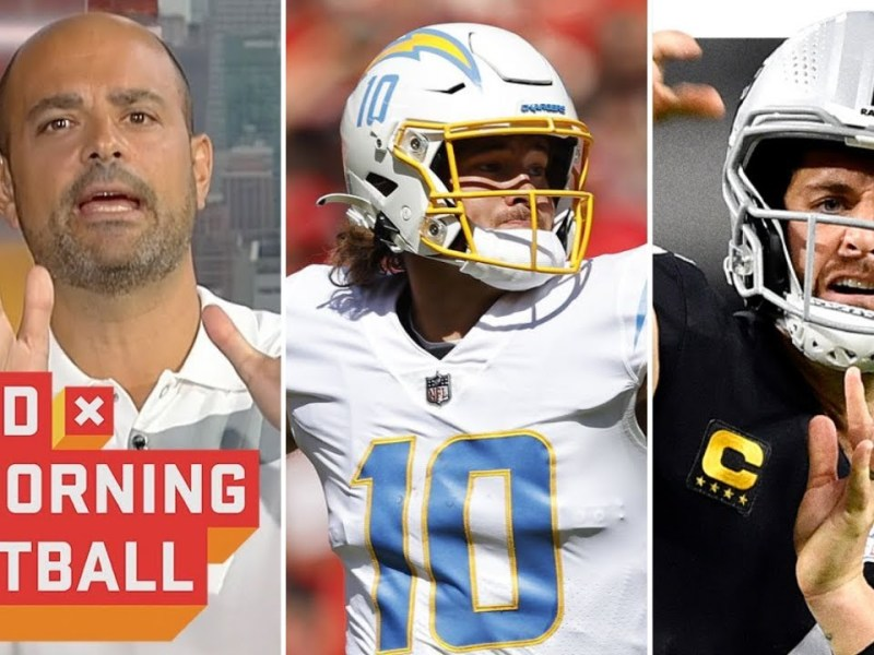 GMFB | Mike Garafolo bold predictions for NFL Week 4: Las Vegas Raiders at Los Angeles Chargers