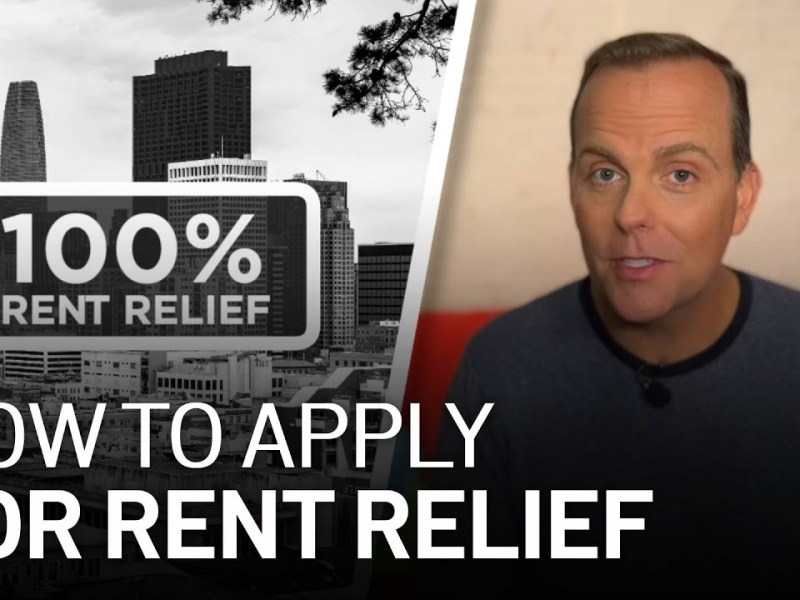 How to Apply for California Rent Relief