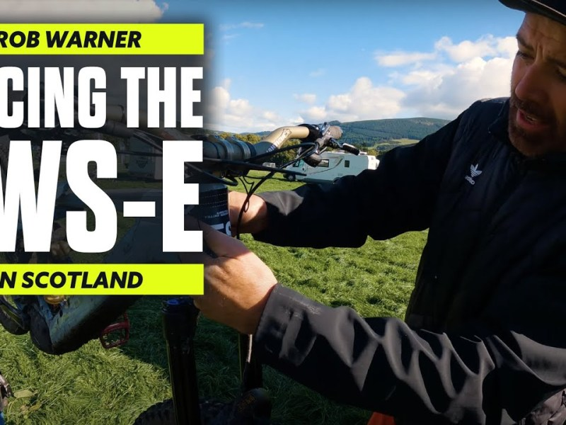 I GO RACING IN THE EWS-E!! – TWEED VALLEY 2021 – ENDURO WORLD SERIES