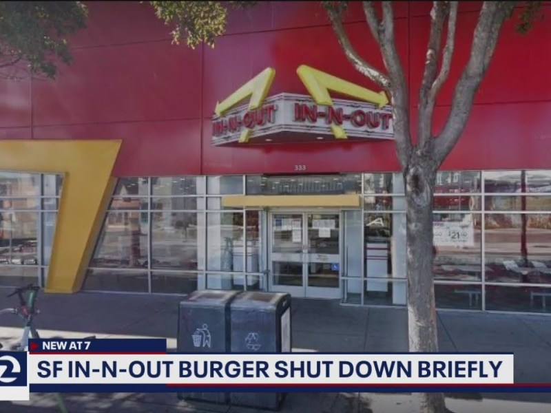 In-N-Out Burger feuds with San Francisco over COVID vaccination requirements