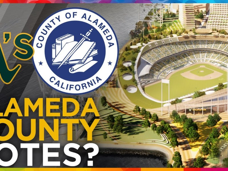 (🔴 live PART 1) Alameda County possible vote on Howard Terminal Ballpark involvement
