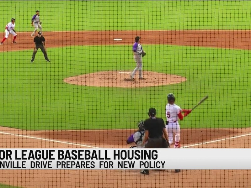 Major League Baseball requires teams to cover housing for minor league players next season