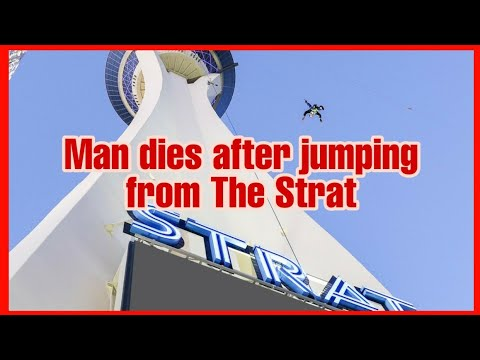 Henderson Man Dies After Jumping From The Strat In Las Vegas