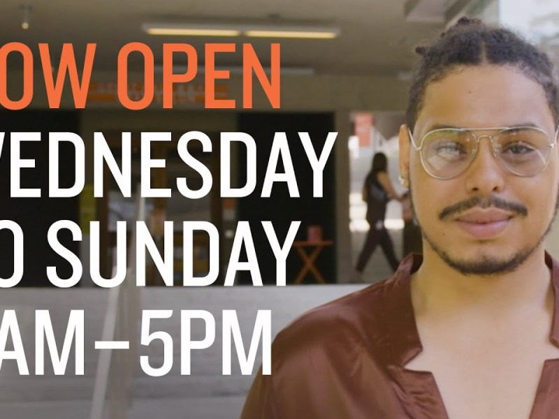 Oakland Museum of California Now Open Five Days a Week