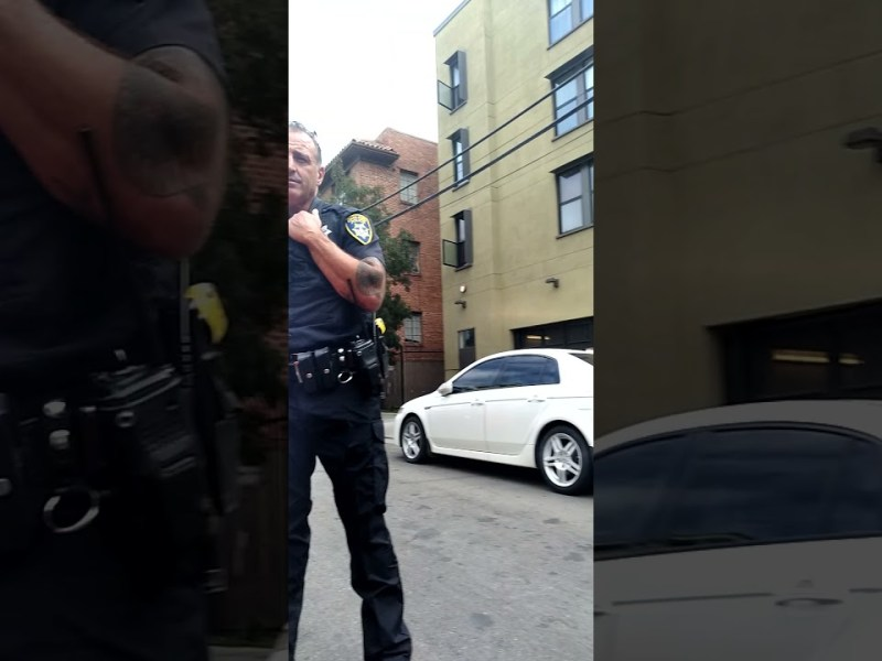 Oakland Police Steven Lorda Stops Me Again 3 Days After Speaking To OPD Johnna Watson About Him