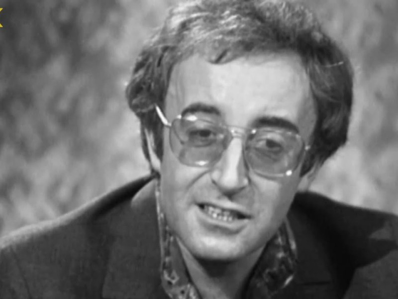 Peter Sellers talks about his heart attack