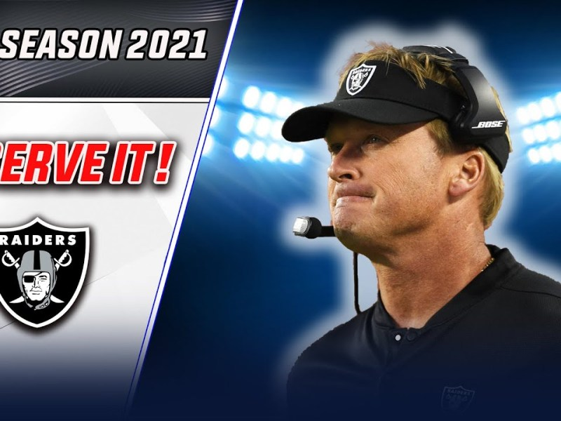Who will be the next Raiders coach in Week 6? | NFL NEWS TODAY