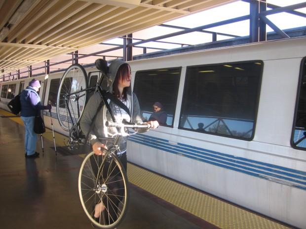 Bart Train Doors Closing