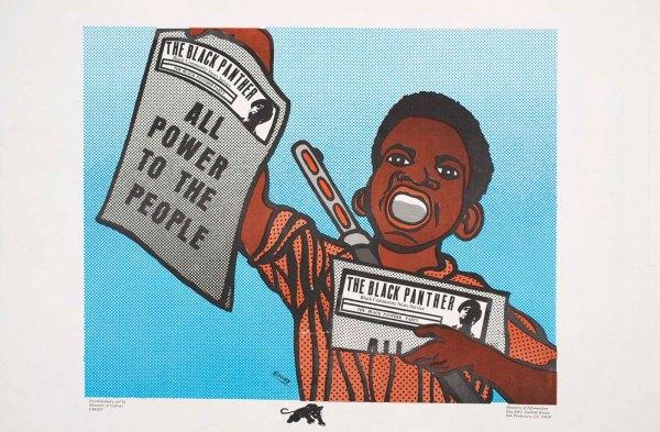 Oakland Exhibit Shows Social Movement Posters