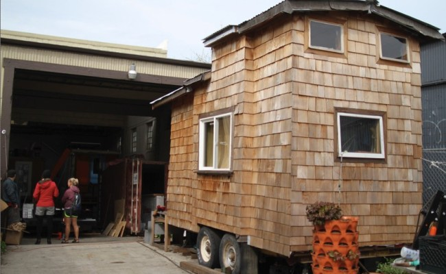 With Laws Changing Tiny Homes May Have A Big Effect On
