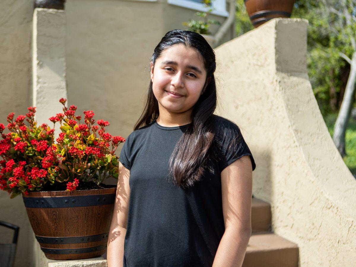 Belinda Castro Ambriz, student.