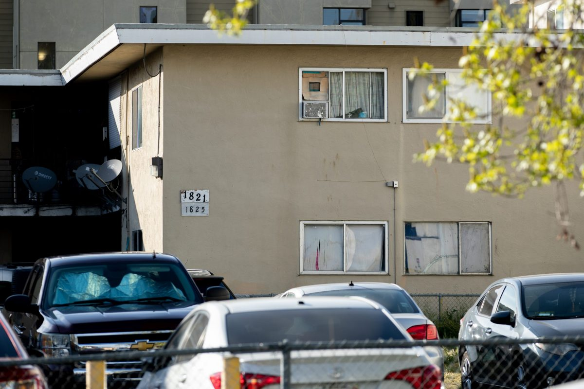 1821 28th Ave, a 6-unit apartment building where tenants are on rent strike over habitability issues.