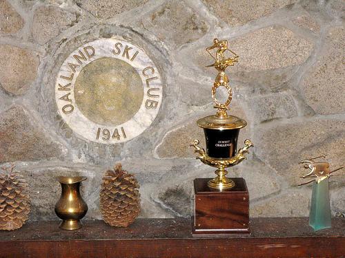 Grudge race trophy