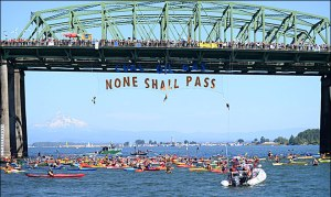 Fossil-Fuel-Bridge-Protest-None-Shall-Pass