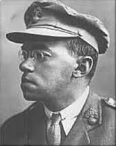 Vladimir Jabotinsky: The face of Zionist fascism.