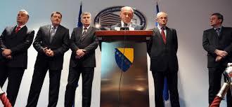 Bosnian political leaders