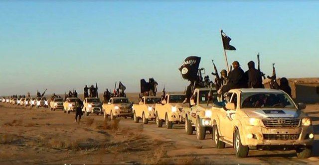 Islamic State on the move