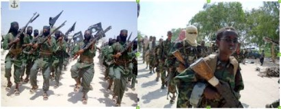 Al Shabaab fighters. Is this who was killed?