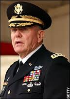 Jack Keane He played the major role in informing Clinton's thinking on foreign policy.