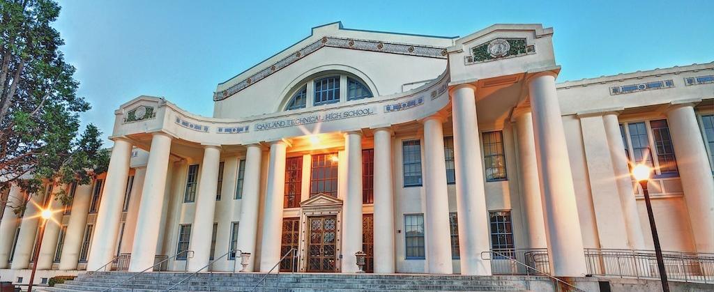 Oakland Technical High School Alumni & Library Fund