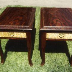Black Walnut Kitchen Table Mission Style Online Furniture Gallery Oakleafwoodworking