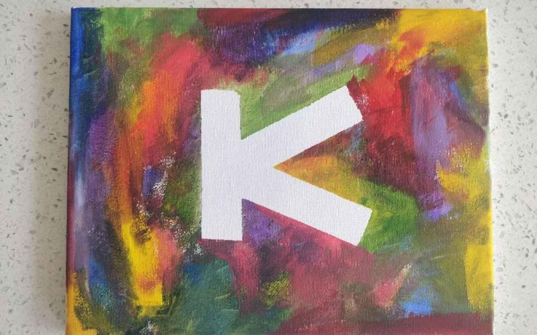 Arts & Crafts: Tape Resist Art