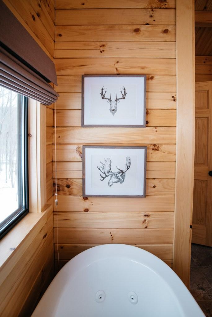 Cabin Amenities