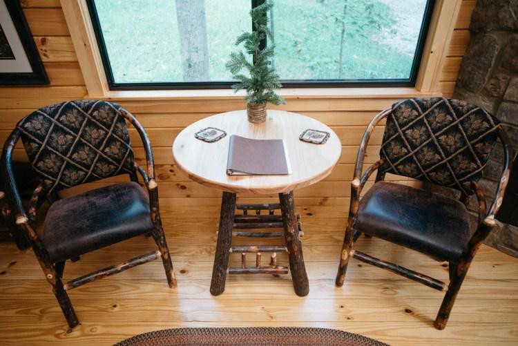 Cabin #16 Dinette