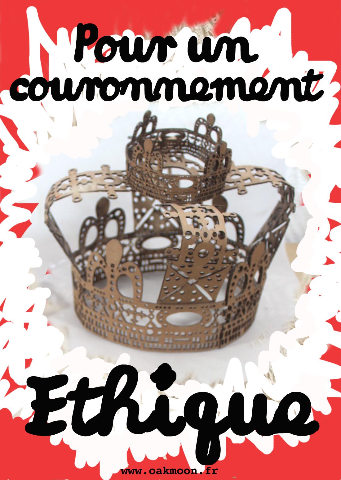 couronne de la frangipane