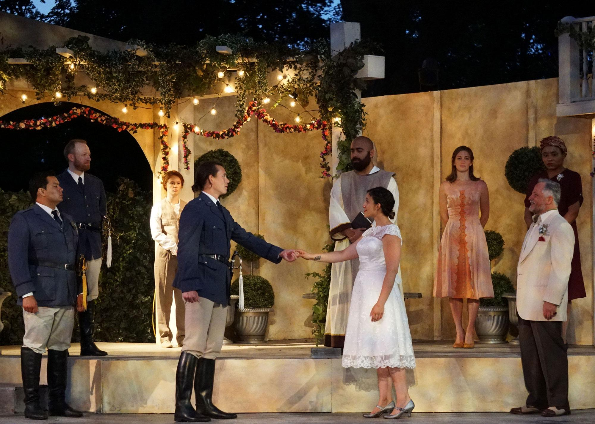 MUCH ADO ABOUT NOTHING | 2019 | Oak Park Festival Theatre