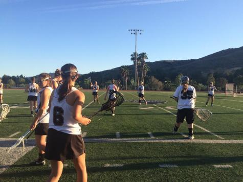 Girls' lacrosse enjoys another successful year