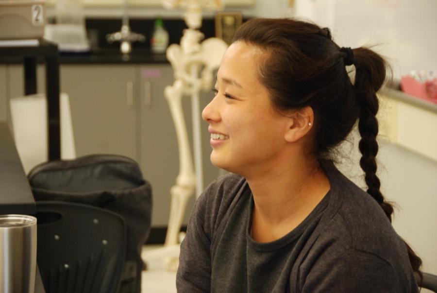 Science+teacher+Yukako+Kawakatsu+moving+from+%22the+golden+state%22+to+the+%22windy+state.%22