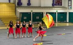 Winter guard claims victory