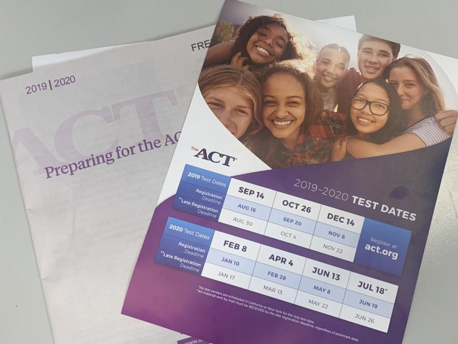 ACT changes their policies regarding test-taking beginning the 2020-21 school year. New policies will affect current juniors and younger.