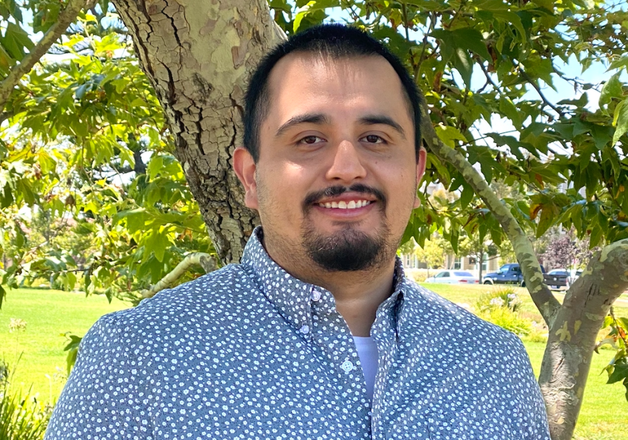 Profile: New counselor and 504 coordinator, Javier Licea