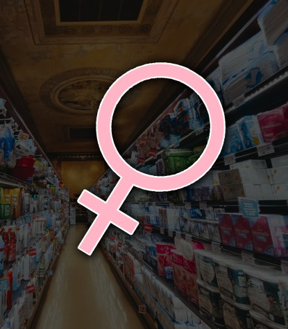 Ava Harris discusses the pink tax, a increase in price for women